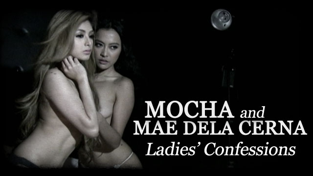 Mocha Girls Mae and Mocha - FHM Ladies' Confessions: Celebrity Diaries