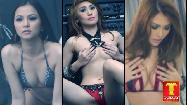 Tanduay 2012 Calendar Babes  Batch 1