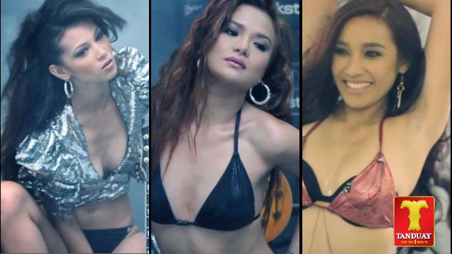 Tanduay 2012 Calendar Babes  Batch 4