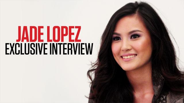 Jade Lopez - Exclusive Interview