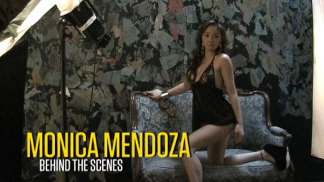 Monica Mendoza - FHM 100% Hottie August 2012