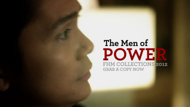 Men of Style: FHM Collections 2012