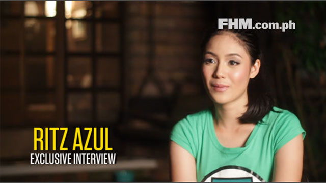 3 Minutes with Ritz Azul