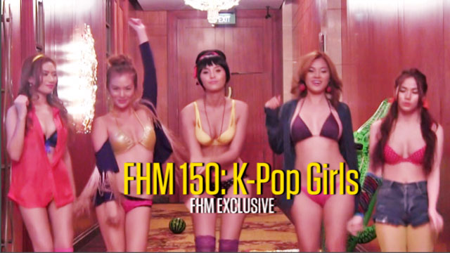Pop!: FHM 150