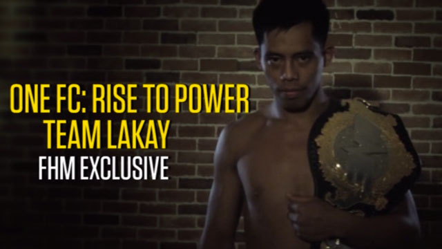 ONE FC: Rise To Power - Team Lakay