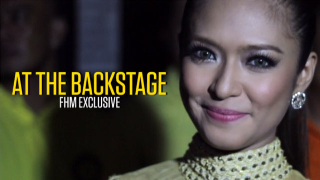 FHM 100 Sexiest Victory Party: At the Backstage!
