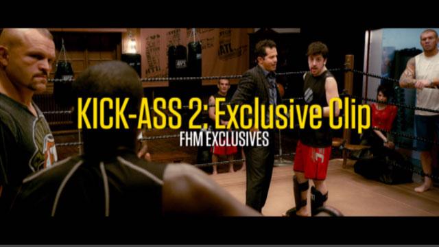 KICK-ASS 2: FHM Exclusive Clip