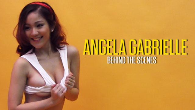 Angela Gabrielle - FHM 100% Hottie November 2013