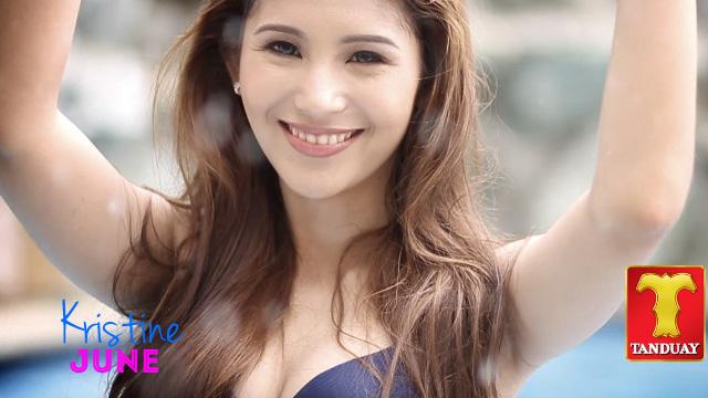 Tanduay Calendar Girls 2013 - Kristine
