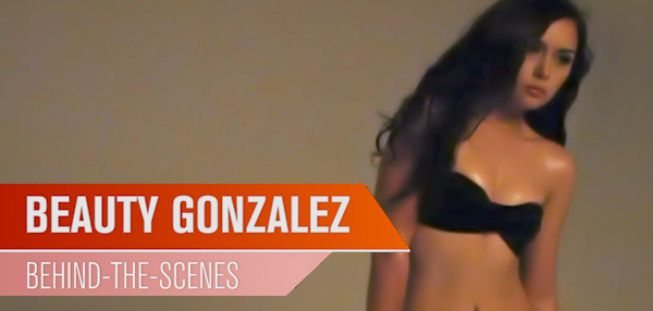 Beauty Gonzalez - FHM Cover Girl August 2014