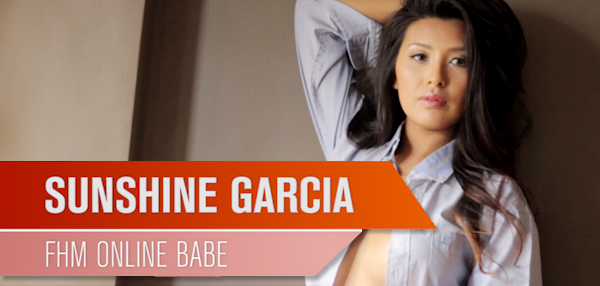 Sunshine Garcia - FHM Online Babe August 2014