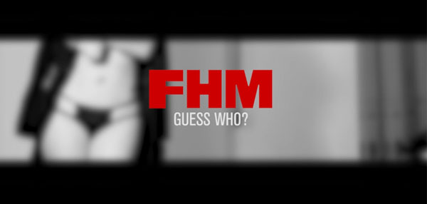 Guess Who: FHM's September 2014 Cover Girl!