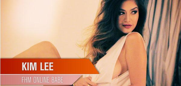 Kim Lee - FHM Online Babe September 2014