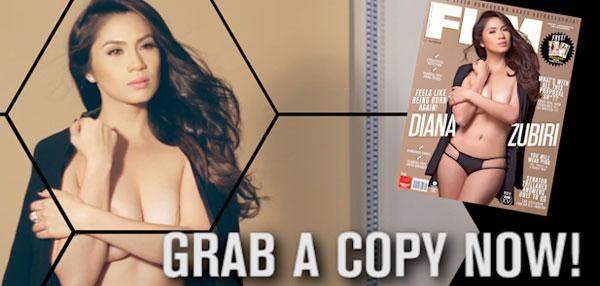FHM September 2014 Issue Teaser