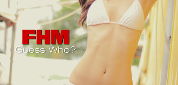 Who Is FHM's October 2014 Cover Girl?