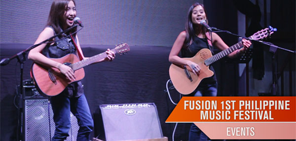 Barbie And Kitchie Give Us A Preview Of Fusion: The 1st Philippine Music Festival
