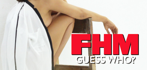 Who Is FHM's January 2015 Cover Girl?