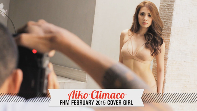 #FHMAikolicious: Hey, Aiko, Why You So Flawless?!
