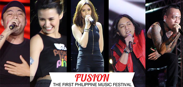 FHM Goes To Fusion: The First Philippine Music Festival!
