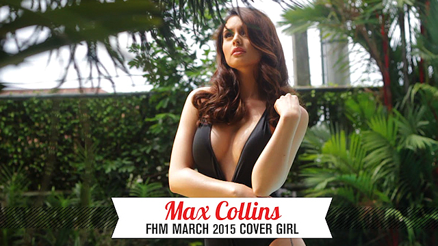 #FHMXVMax: Max Collins On Why It's More Fun When You're Fifteen!