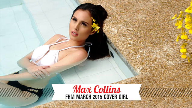 #FHMXVMax: Tattoo Talk With Max Collins!
