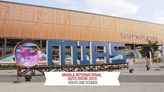 FHM Goes To The Manila International Auto Show 2015