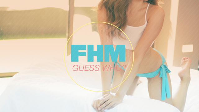 Who Is FHM's May 2015 Cover Girl?