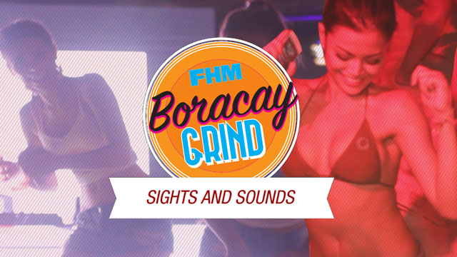 All The Pretty Sights At FHM's Boracay Grind 2015!