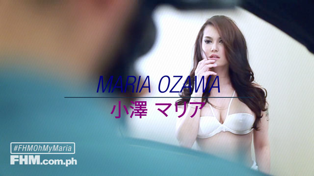 #FHMOhMyMaria: Here's A Sneak Peek At Our Ozawa-Powered June 2015 Issue!