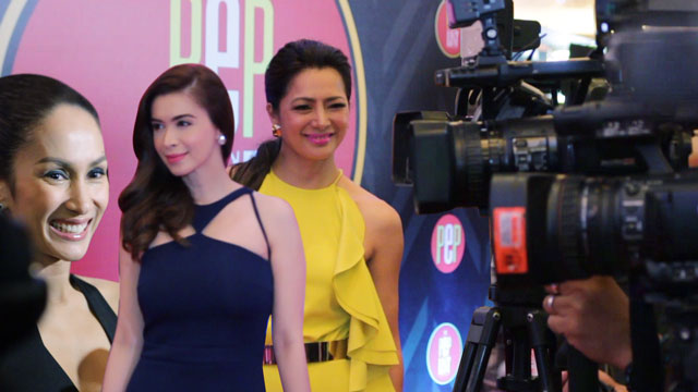 Ina Raymundo Does The NaeNae And More Inanities At The PeP List Awards Night
