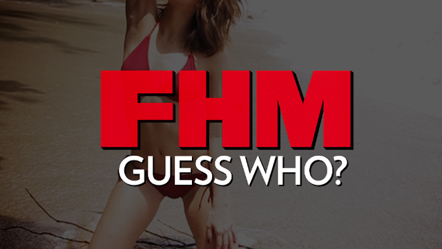 Who Is FHM's July 2015 Cover Girl?