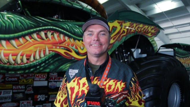 The Dragon Wants To See You At Monster Jam Manila!