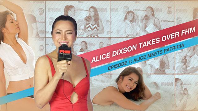 WATCH: Alice Dixson Takes Over FHM!