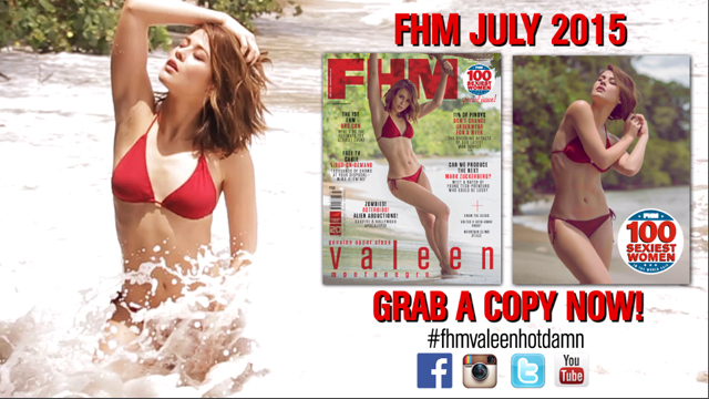 The Sexiest Issue Of The Year: FHM July 2015