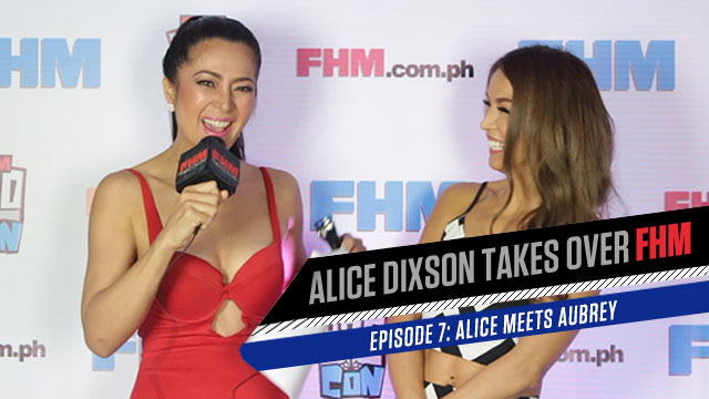 Alice Dixson Takes Over FHM: Aubrey Miles Reveals The Source Of Her Eternal Youth