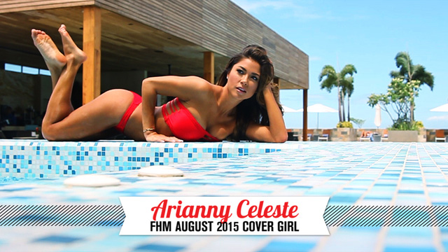 #FHMUltimateArianny: The First Octagon Girl