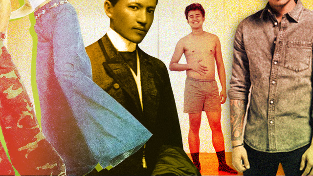FHM Presents: How Pinoy Fashion Has Evolved In The Last 100 Years