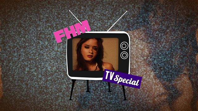 Welcome To FHM's First-Ever TV Issue!