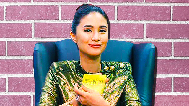 We Pepper Heart Evangelista With The 'FHM Question' That We Never Got To Ask Her...Until Now!