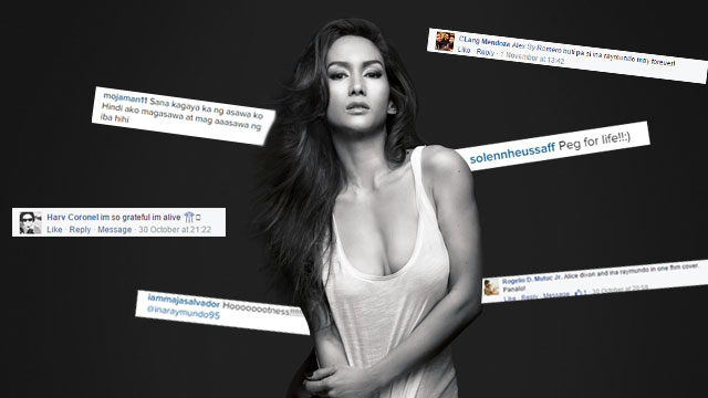 WATCH: Ina Raymundo Reads Your Comments!