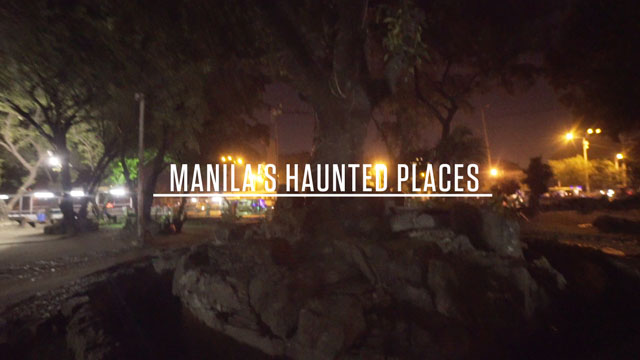 WATCH: FHM Visits Manila's Most Haunted Places