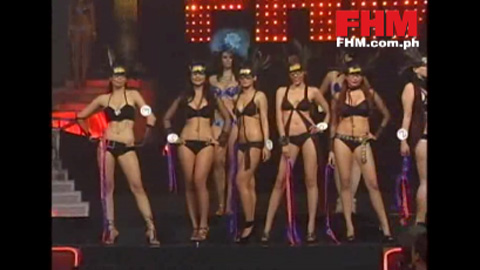 100 Sexiest 2010 Victory Party : The Master models