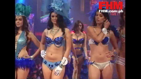 100 Sexiest 2010 Victory Party: SML models