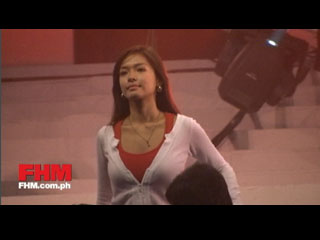 2009 FHM 100 Sexiest Women in the World Pre-Victory Party coverage