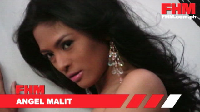 Angel Malit - FHM 100% Hottie December 2010