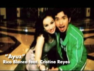 Ayuz music video by Rico Blanco feat. Cristine Reyes