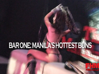 Bar One Manila's Hottest Buns