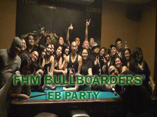 FHM Bullboarders' EB '08