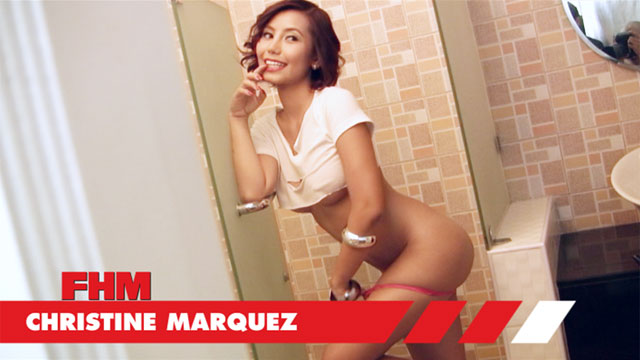 Christine Marquez - FHM 100% Hottie September 2010