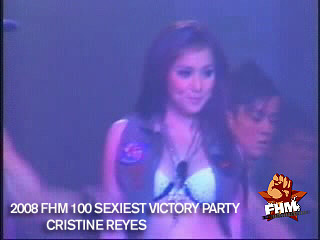 2008 FHM 100 Sexiest Victory Party
